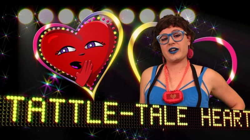 Tattle-Tale Heart by Lark VCR